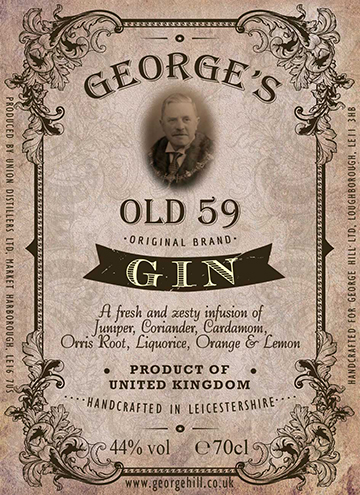 GEORGE'S OLD 59 GIN